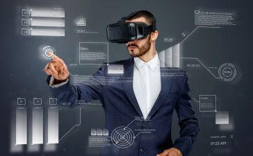 Business Applications of Virtual and Augmented Reality