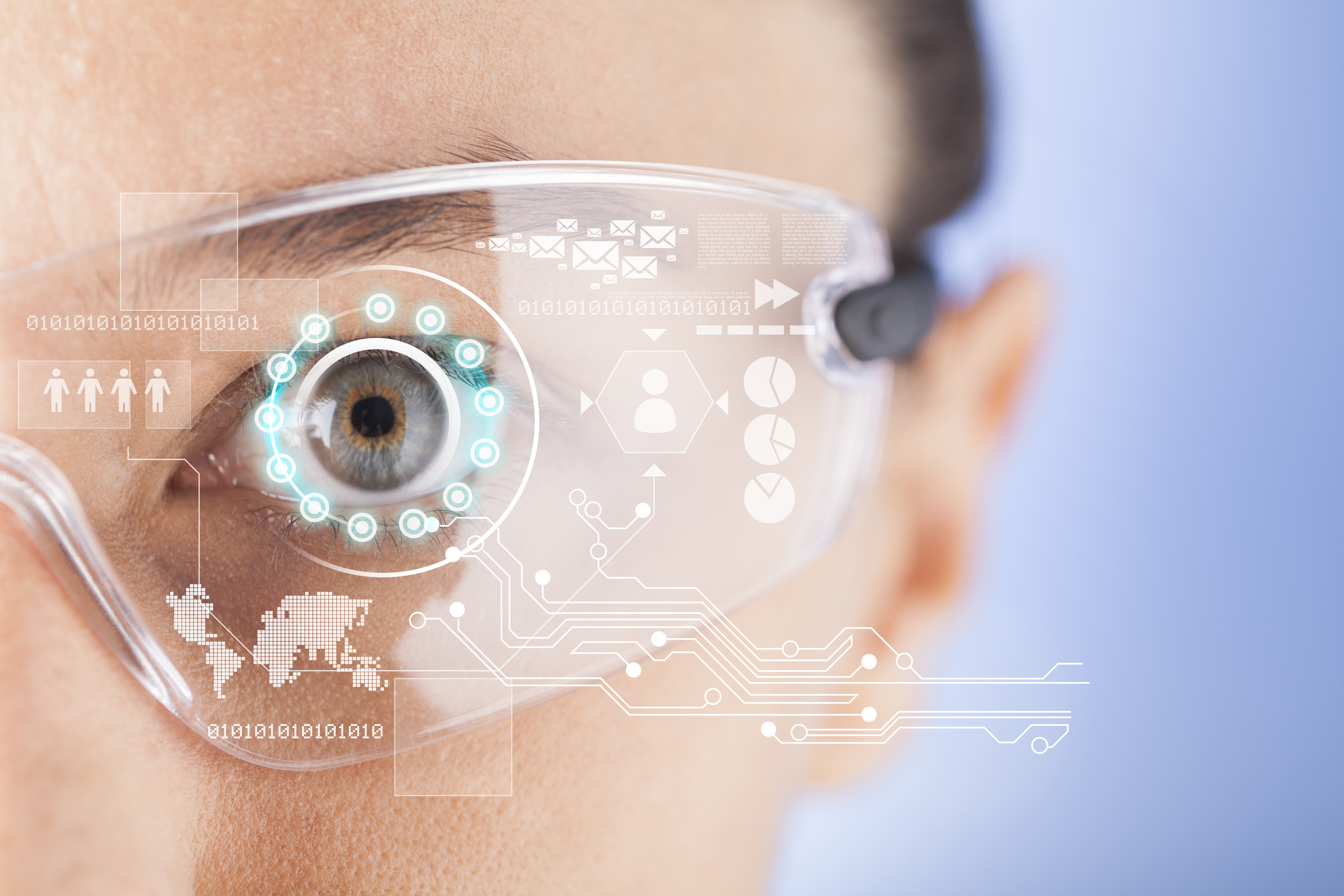 How Augmented Reality Glasses Work 1 How Augmented Reality Glasses Work
