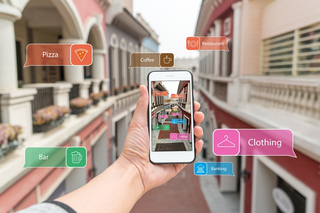 How can small businesses use augmented reality technology ar post reheart Choice Image