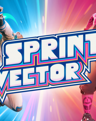 Sprint Vector virtual reality game