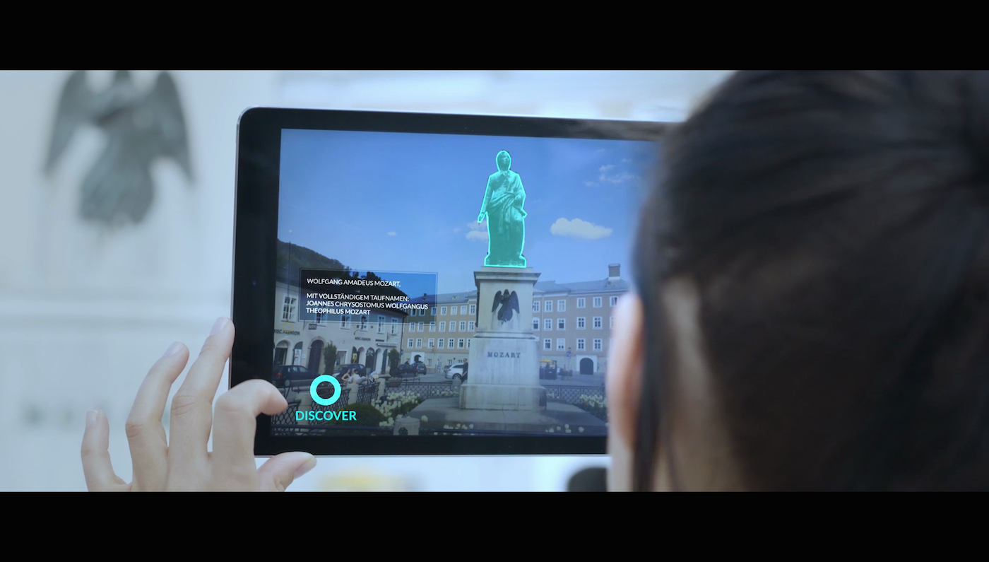 Wikitude 8, the SDK for Shared Augmented Reality Experiences