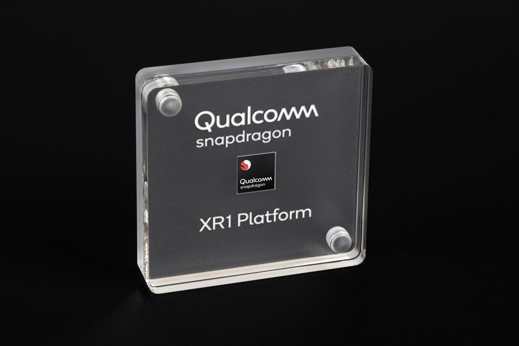 Qualcomm Unveils the World's First Dedicated Mixed Reality Technology Chip