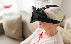 Benefits Beyond Hope for Dementia Patients Using Virtual Reality