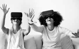 Virtual Reality for Change Through Our Youth