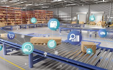 AR in Logistics and Supply Chain Management