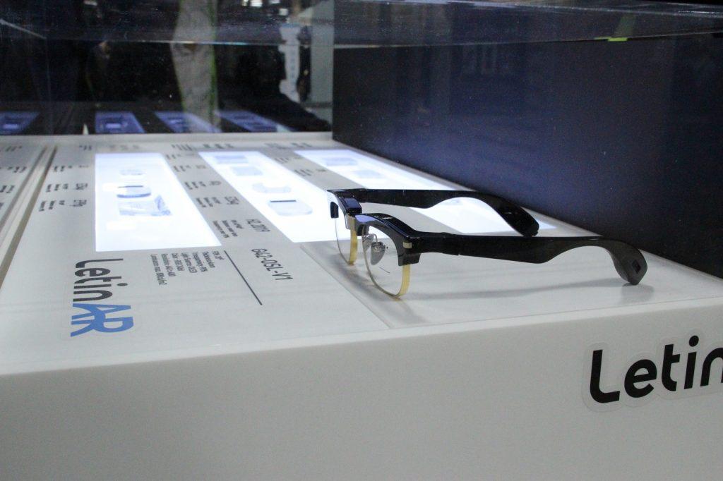 LetinAR AR glasses