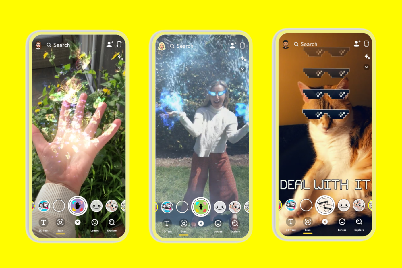 Snap Partner Summit Launches New AR Updates for Snapchat 1 snap partner summit new ar updates for snapchat