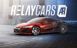 automotive research VR AR app relaycars updates