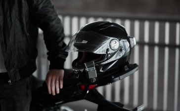 argon transform ar technology HUD attachment motorcyclists