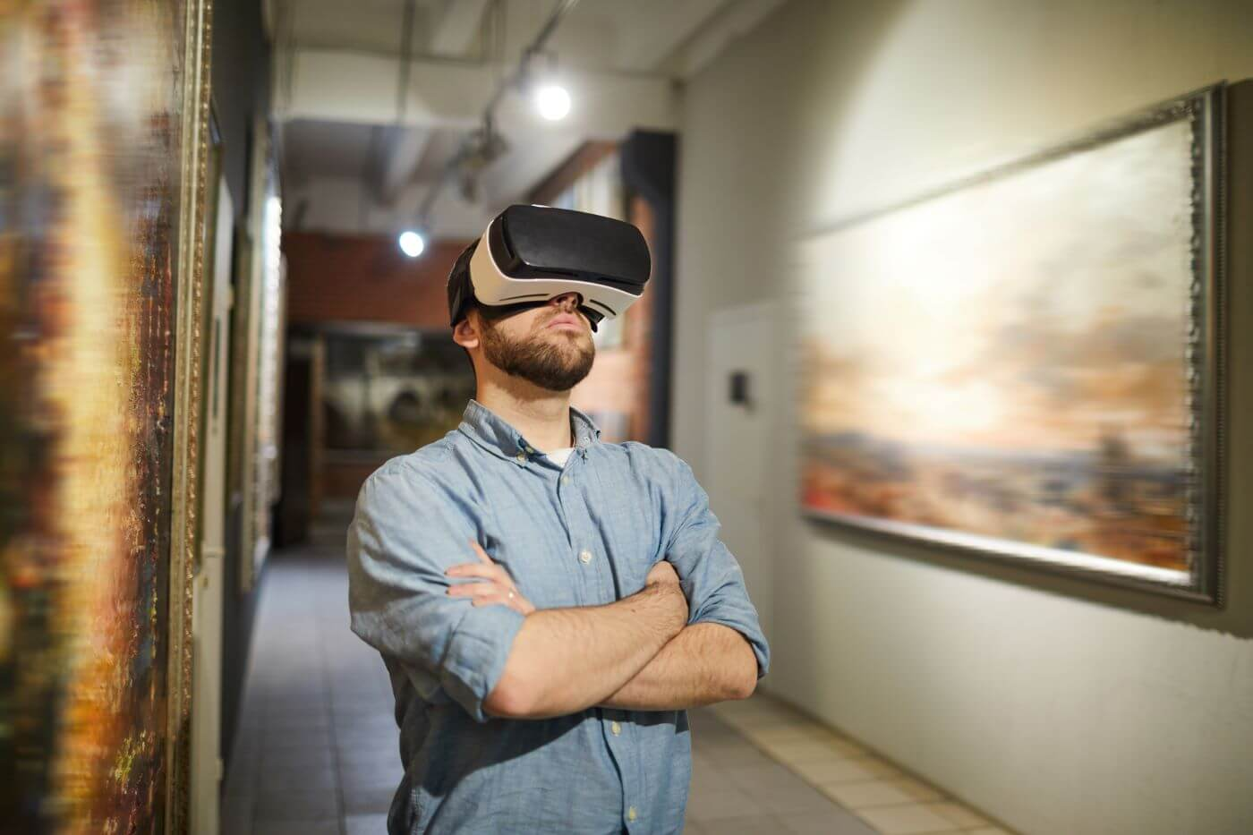 How Virtual Reality Takes Art to the Next Level