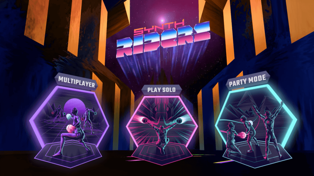 VR Game Synth Riders Announces Updates and Live Fitness Classes