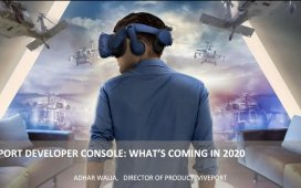 Viveport 2020 Roadmap Announced in Most Recent Company Webinar
