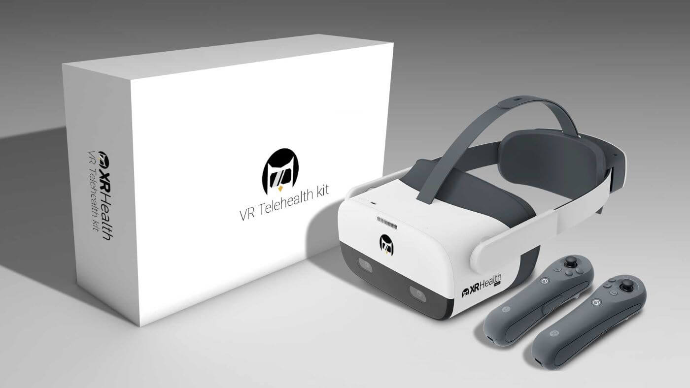 VR Solution for Telehealth Offered Through Pico and XRHealth Partnership
