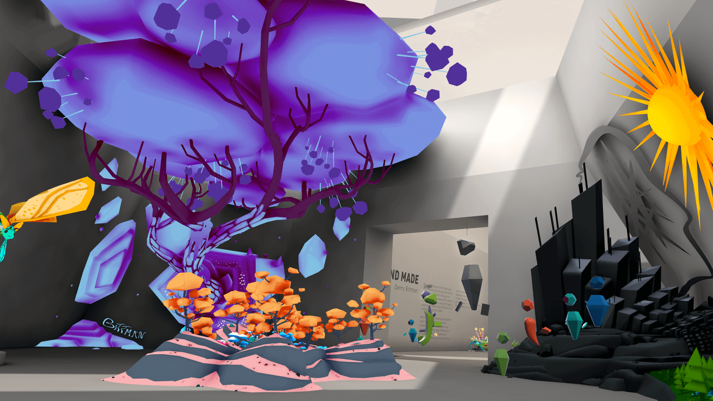 Cannes XR Virtual Brings Immersive Art to Life With Virtual Reality
