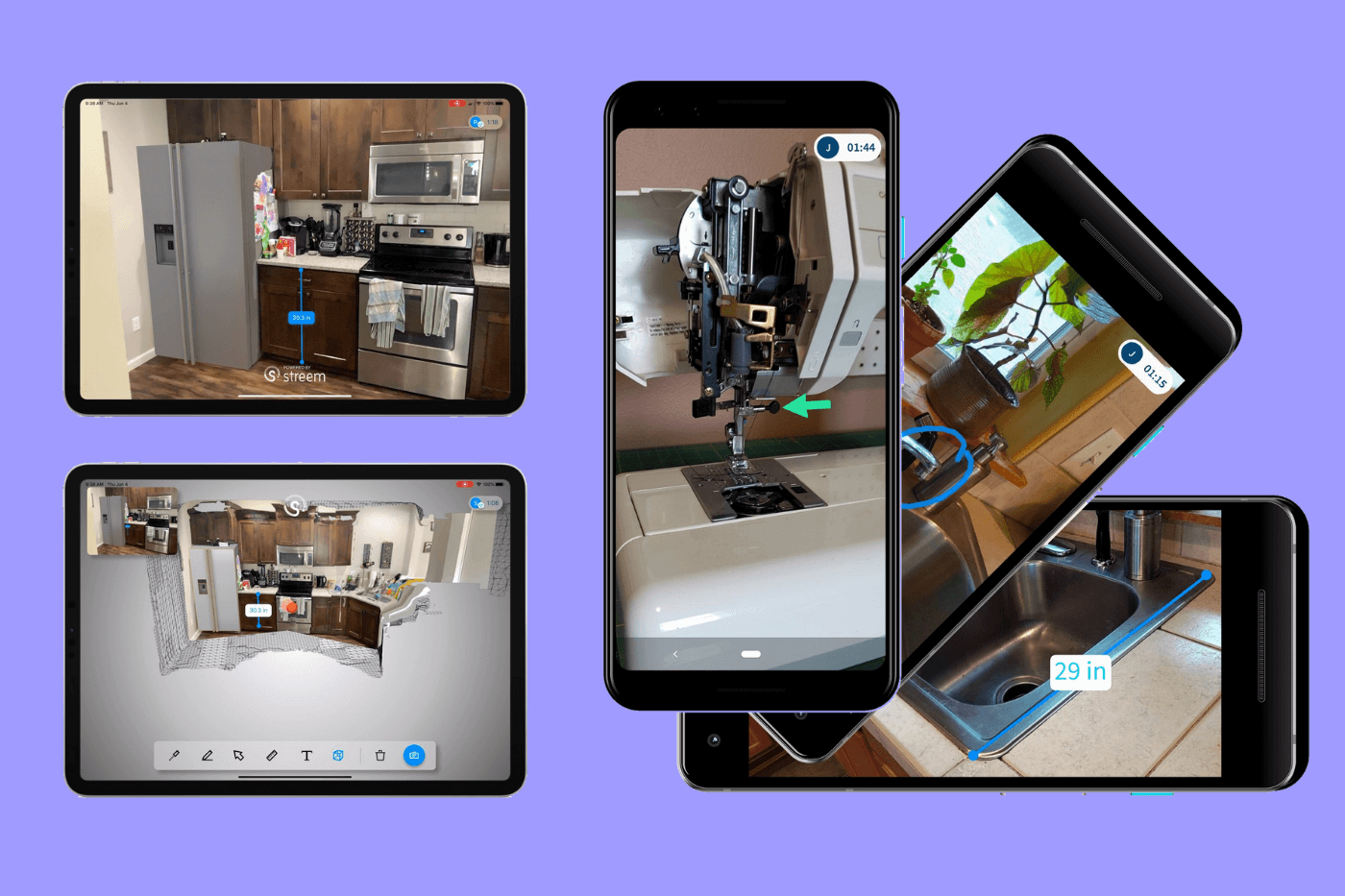 Streem Launches SDK for Developing AR Apps and Solutions for Remote Collaboration and Customer Support