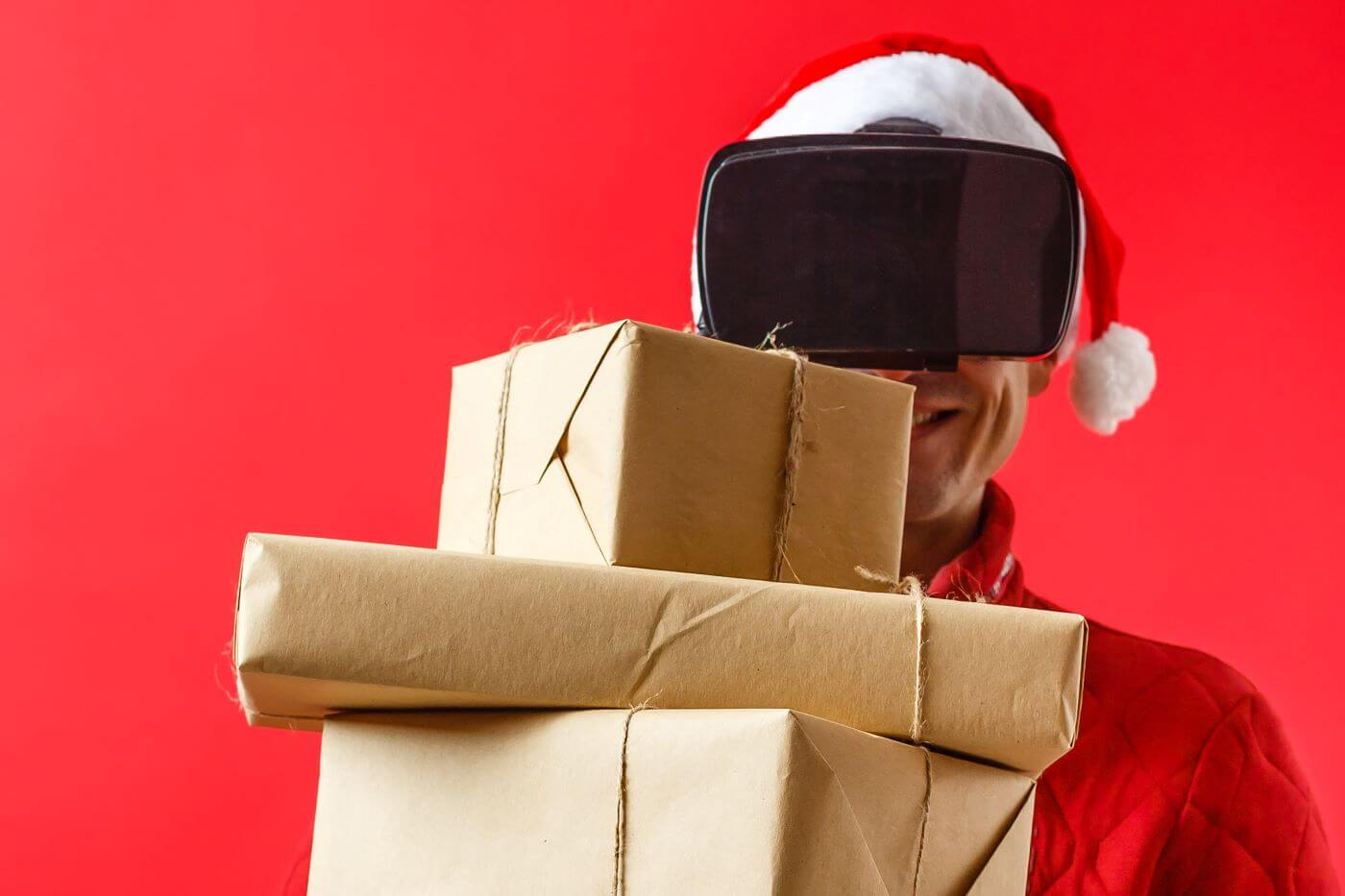 Christmas Shopping in Virtual Reality
