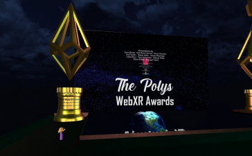 The First Ever Polys Awards Celebrate the Best in WebXR