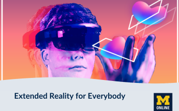 You Can Take a Free Coursera Course on XR from the University of Michigan