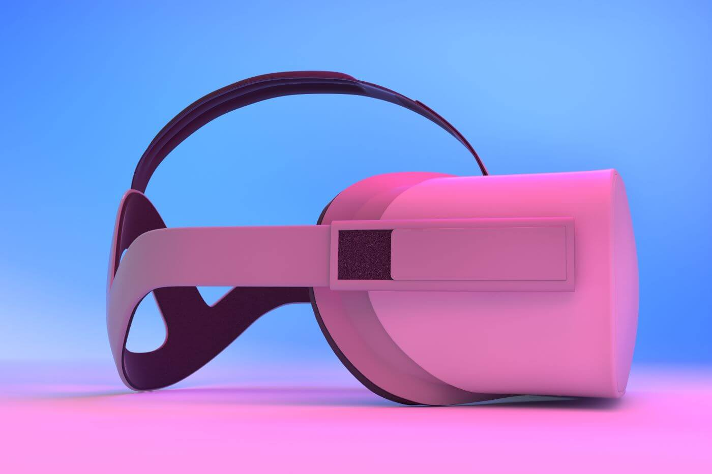 Virtual Reality Aids People With Low Vision