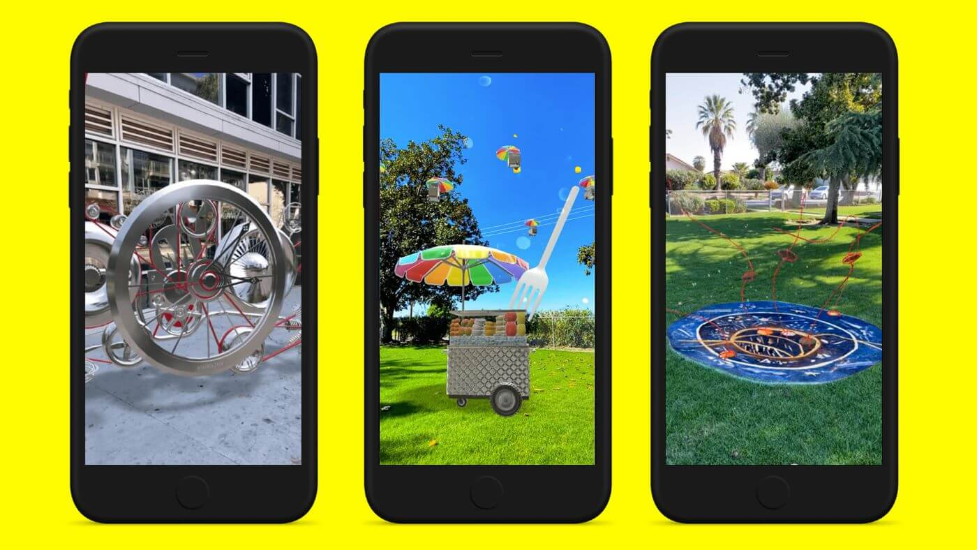 "Snap Partners With LACMA on ""LACMA × Snapchat: Monumental Perspectives"" Project"