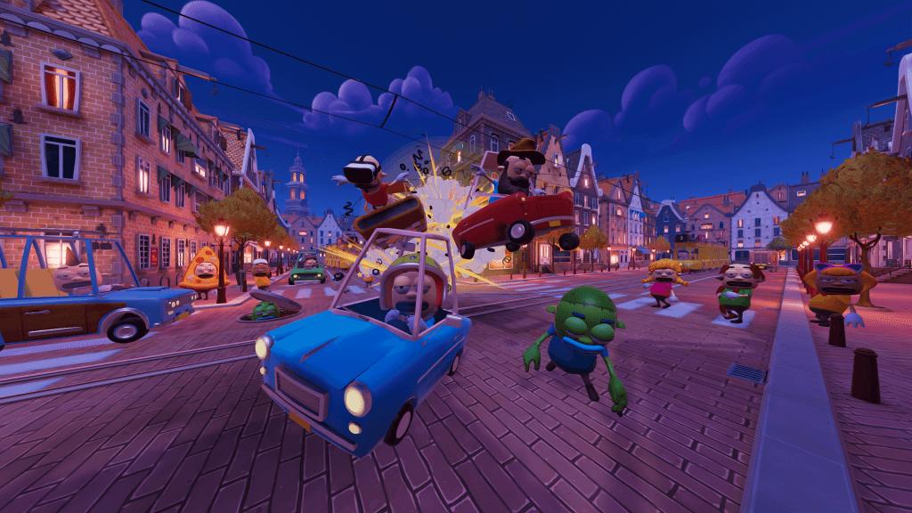 VR Game Traffic Jams review