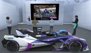 BMW i Virtual Garage Experience