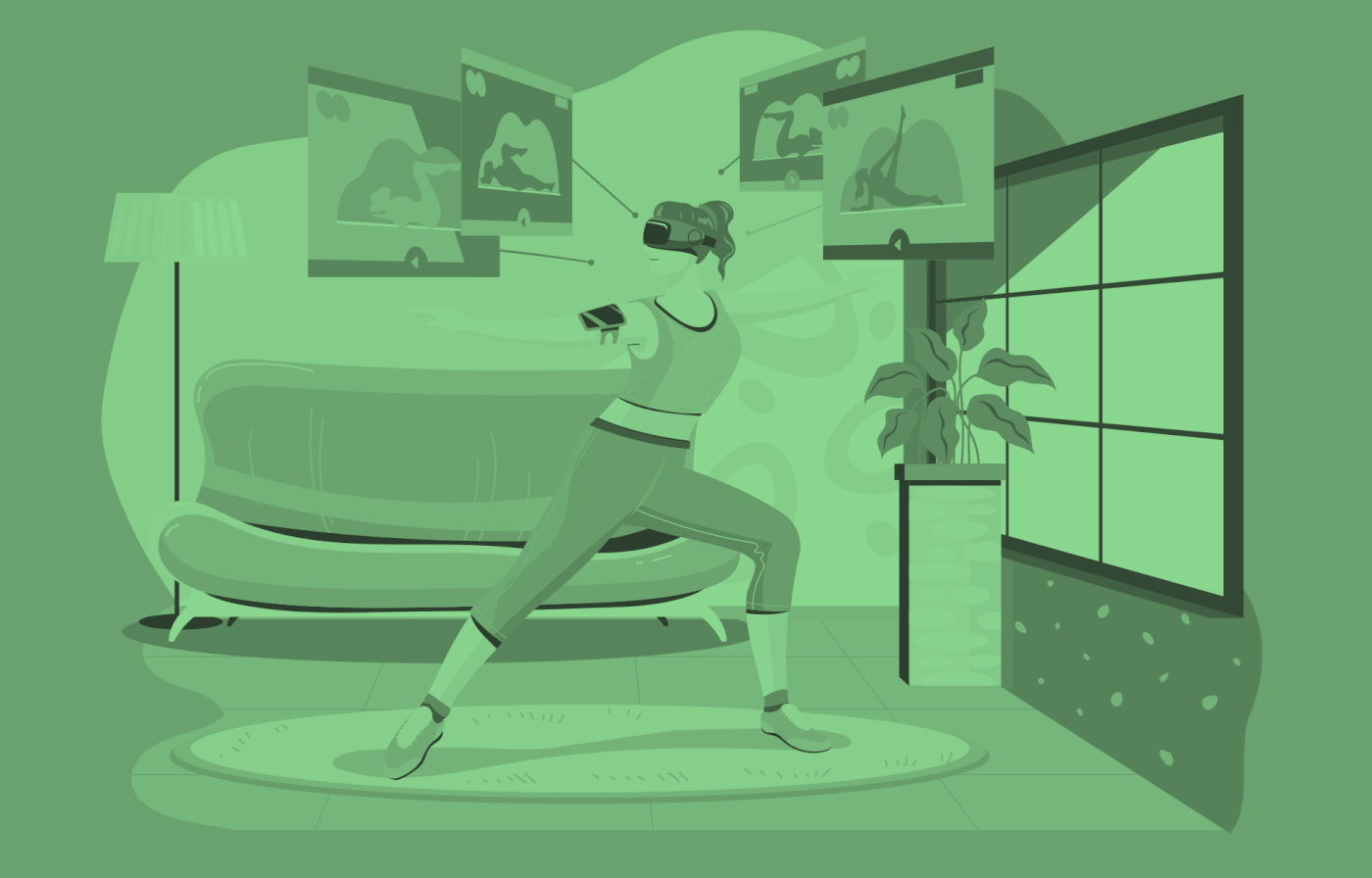 What You Need to Know About VR Fitness